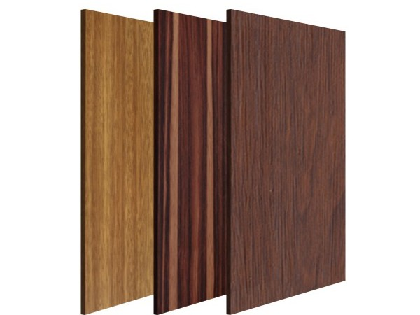 不锈钢木纹覆膜板