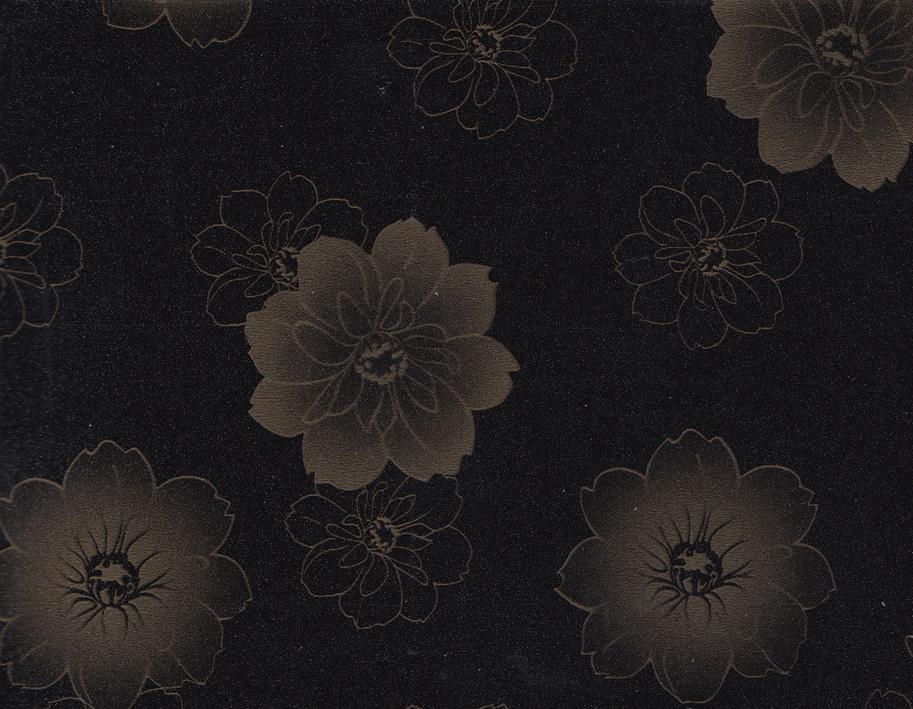 不锈钢金菊花覆膜板