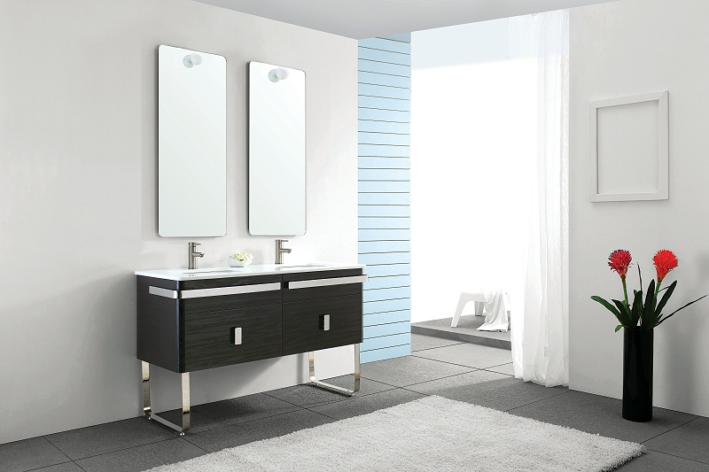 不锈钢覆膜板卫浴-客户案例