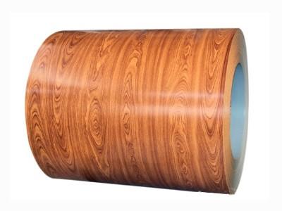 木纹镀锌卷