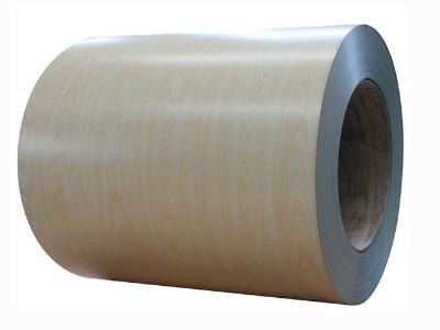 木纹覆膜铝卷