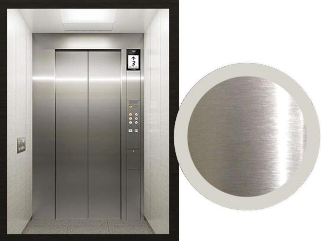 拉丝不锈钢电梯-客户案例