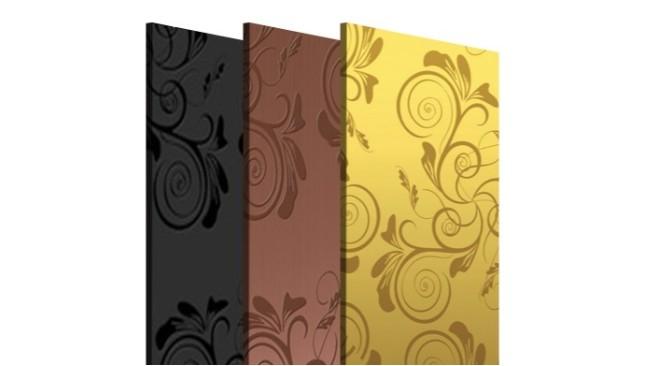 不锈钢板跟彩色不锈钢板有什么区别?