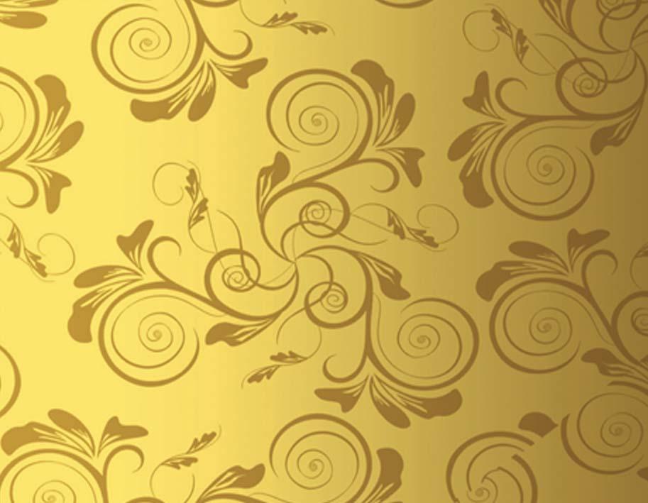 黄钛金磨轮花