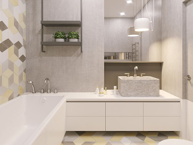 不锈钢卫浴柜-客户案例