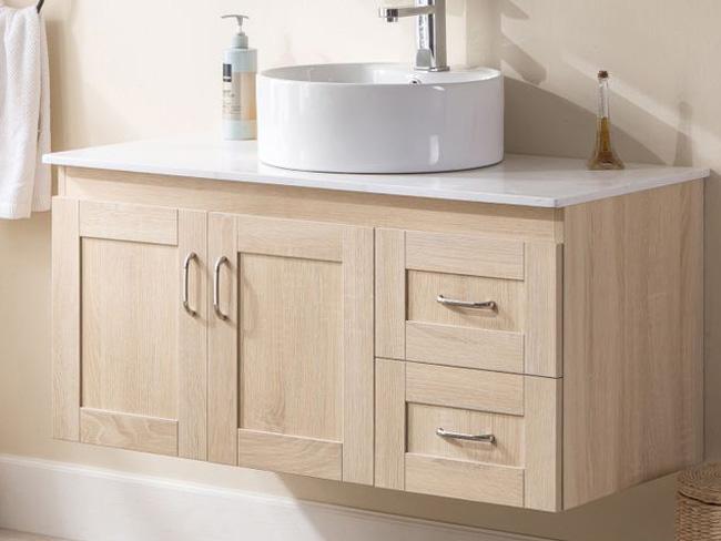 不锈钢木纹覆膜卫浴-客户案例