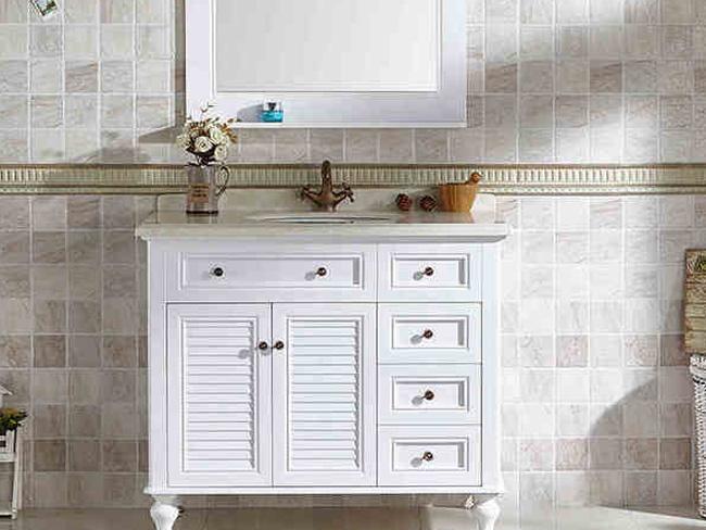 木纹不锈钢覆膜卫浴-客户案例