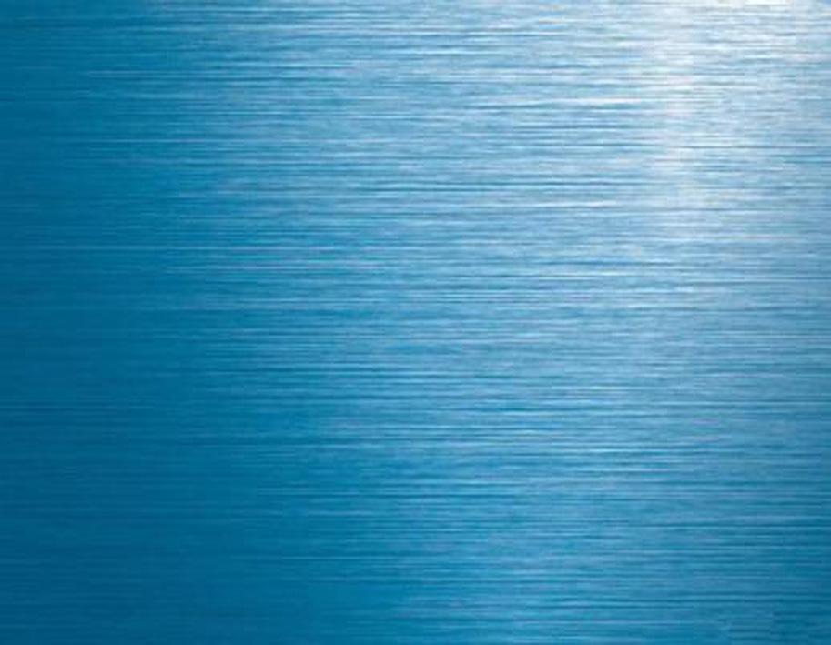 拉丝宝石蓝