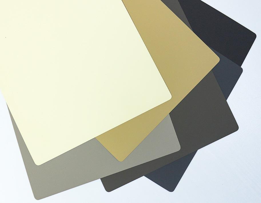 不锈钢覆膜板红橡科技木