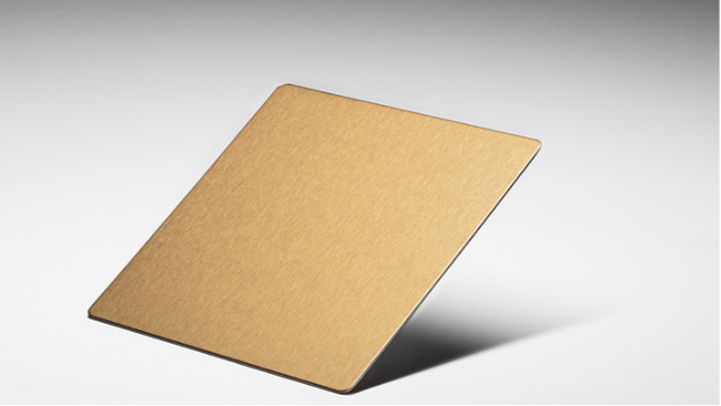 不锈钢喷砂板与不锈钢8K板如何区分!