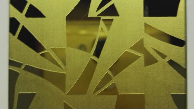 彩色不锈钢蚀刻板的方法和流程有哪些?