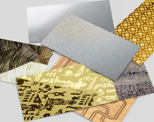 为什么彩色不锈钢板要做无指纹?都有哪些优势?