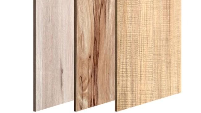 木纹覆膜板