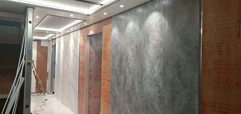 金属覆膜护墙板