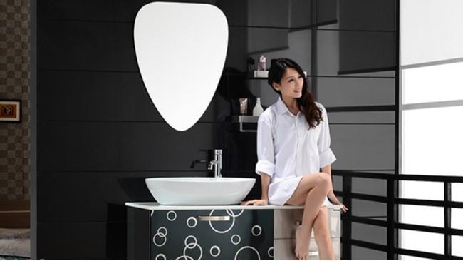 为什么要选择彩色不锈钢浴室柜?明白这3点不在纠结!