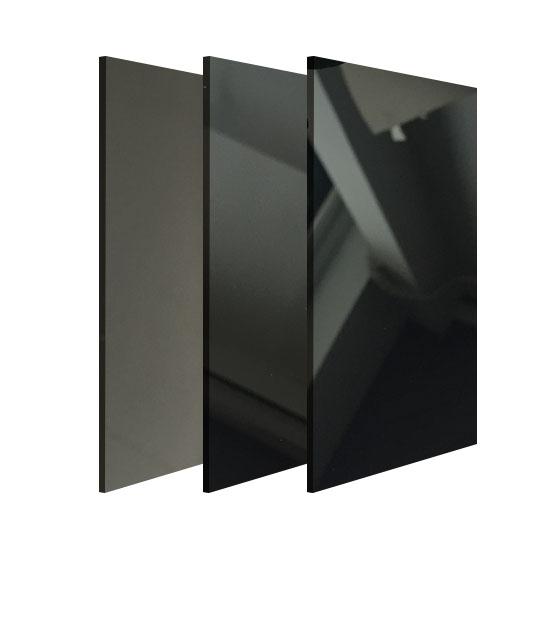 镜面黑钛金板
