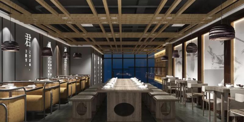 餐厅用铝基复合板