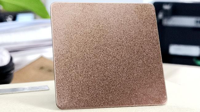 晓匠人为您解析不锈钢喷砂板常见问题