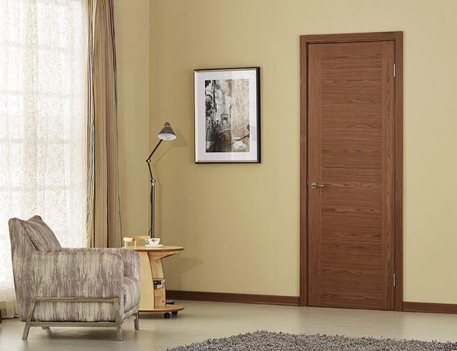 金属转印木纹室内门户案例
